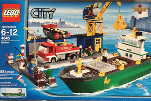Lego 4645 Harbour City New in box sealed