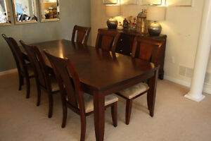 Solid Cherry Dining Room Set Buy Sell Items Tickets Or Tech In Toron