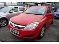 2008/58 Vauxhall Astra CLUB CDTI 90 5 DOOR DIESEL 1 YEARS MOT CHEAP TO RUN