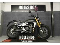 FANTIC CABALLERO 500 FLAT TRACK 2020 ROAD REGISTERED BRAND NEW