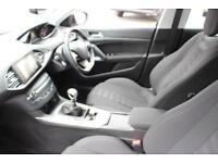 2017 Peugeot 308 1.2 PureTech Allure 130 Manual Hatchback