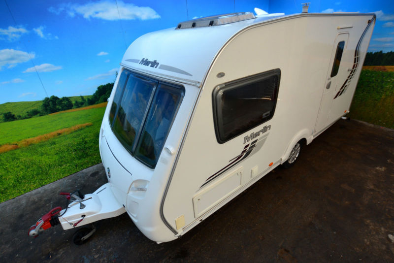 2011 Swift Merlin 23 2 Berth Touring Caravan