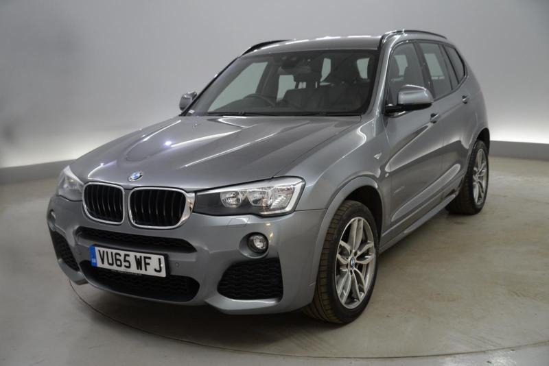 Bmw X3 Xdrive20d M Sport 5dr Step Auto In Northampton