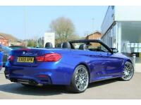 2019 BMW M4 M4 2dr DCT (Competition Pack) Auto Convertible Petrol Automatic