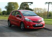 2014 Toyota Yaris VVT-I ICON PLUS USED CARS Hatchback Petrol Manual
