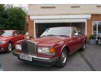 1989 Rolls-Royce Silver Spirit II Auto Saloon Petrol Automatic