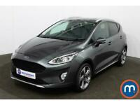 2018 Ford Fiesta 1.0 EcoBoost Active 1 Navigation 5dr Hatchback Petrol Manual