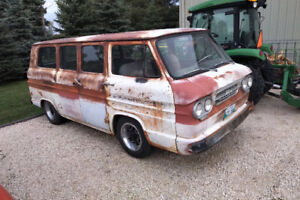 1961 Corvair Greenbrier Van