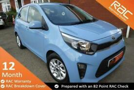 image for 2018 Kia Picanto 1.0 2 5d 66 BHP Model Spec 2, Air Conditioning, Bluetooth & All