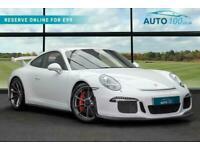 2013 Porsche 911 3.8 991 GT3 PDK 2dr EU5