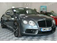 2012 Bentley Continental GT V8 + IMMACULATE + LOW MILES Auto Coupe Petrol Automa