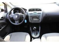 LHD LEFT HAND DRIVE Seat Altea 1.9TDI AUTOMATIC DSG 2007 Stylance SAT NAV