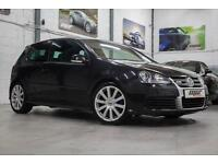 VW Golf R32, 2009 58 Reg, 76k, Black, Leather, Winter Pack, Privacy Glass, VWSH