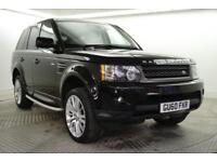 2010 Land Rover Range Rover Sport TDV6 HSE Diesel black Automatic