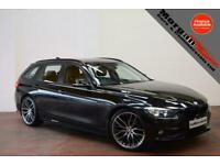 17 BMW 320 2.0TD (163bhp) Touring d ED Plus-NAV-LEDS-ELEC BOOT-DAB-B.TOOTH-S/H