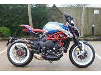 MV AGUSTA DRAGSTER AMERICA SPECIAL EDITION LIMITED EDITION OF 200 DRAGSTER USA