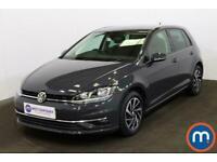 2019 Volkswagen Golf 1.6 TDI Match 5dr DSG Auto Hatchback Diesel Automatic
