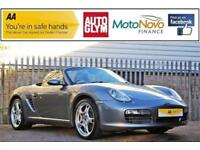 2005 Porsche Boxster 3.2 987 S Convertible 2dr Petrol grey Manual