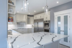 KITCHEN GRANITE / QUARTZ COUNTERTOPS ....SALE ON NOW!!!