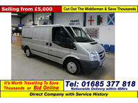 2011 - 11 - FORD TRANSIT T280 TREND 2.2TDCI 115PS FWD MWB VAN (GUIDE PRICE)