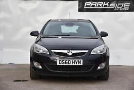 2011 Vauxhall Astra 1.7 CDTi ecoFLEX 16v SE 5dr