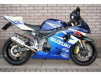 SUZUKI GSXR 600 GSX-R600 SUPER SPORTS 2004