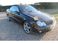 Mercedes-Benz CLK 1.8 200 Kompressor Sport 2dr PETROL AUTOMATIC 2006/56