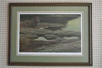 Lion at Tsavo by Robert Bateman