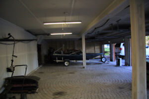 safe storage of cars, boats and motorcycles