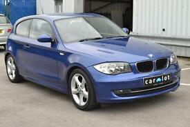 2007 BMW 1 Series 2.0 118i SE 3dr