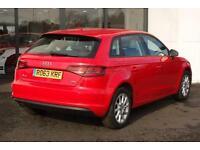 2013 Audi A3 1.6 TDI SE Sportback 5dr