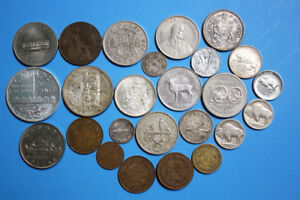 Huge Old Coin and Paper Money Collection!