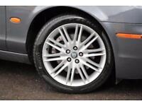 2005 Jaguar S-Type 2.7 D V6 SE 4dr Diesel grey Automatic