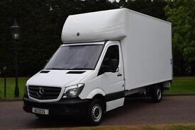 Mercedes Benz Sprinter Luton With 500kg tail lift 313 cdi