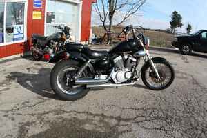 1988 250 Virago Parts Bike