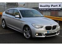 2012 BMW 5 Series Gran Turismo 2.0 520d M Sport 5dr (start/stop)