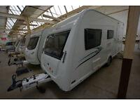 2014 Elddis Xplore 530 Touring Caravan 3/4 Berth Touring Caravan