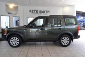Land Rover Discovery 2.7 TDV6 SE 7 SEATER WITH NAVIGATION 2006/56