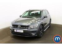 2018 Volkswagen Tiguan 2.0 TDi 150 SE Nav 5dr DSG Auto Estate Diesel Automatic