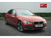 2018 BMW 3 Series Sport 2.0 4dr Saloon Petrol Manual