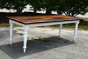 Harvest Dining Tables