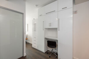 Executive furnished suite for monthly rental - Perfect Location!