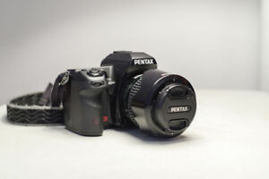 Pentax K-5 Digital SLR Camera & 18-55mm lens $275.00