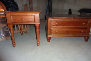 Broyhill Pine Furniture Pieces