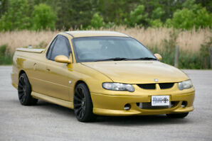 Holden  Commodore SS Ute - LS1 V8 Supercharged! Right Hand Drive
