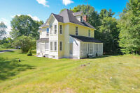 Historic Westport House - 2500 sft. with Waterfront