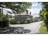 Passionate CDP required for newly refurbished country pub outside Farnham - LIVE IN AVAILABLE