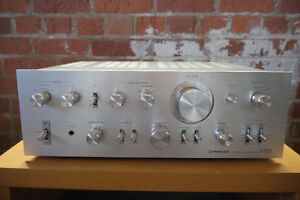 Vintage High End Pioneer SA-8500ii Integrated Amp