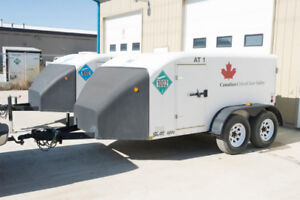 For Sale two Air Trailers (Shuttle 6000)
