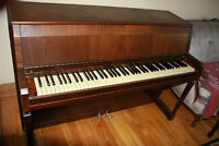 Piano J. Donat Langelier